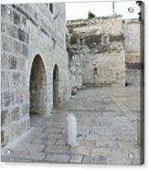 Bethlehem - Manger Square Acrylic Print