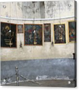 Bethlehem - Nativity Church Paintings Acrylic Print