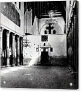 Bethlehem - Nativity Church Year 1887 Acrylic Print