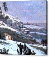 Bethlehem 1893 Acrylic Print