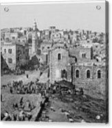 Bethlehem Year 1890 Acrylic Print