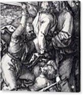 Betrayal Of Christ 1508 Acrylic Print