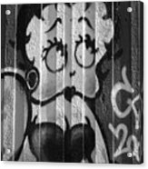 Betty Boop ... Acrylic Print