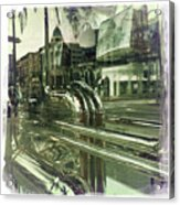 Beverly Hills Rodeo Drive 8 Acrylic Print