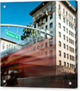 Beveryly Hills Two Acrylic Print