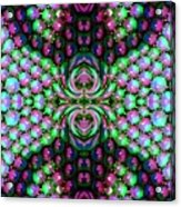 Bewitched Pattern Three Acrylic Print