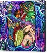 Beyond Fantasy Acrylic Print