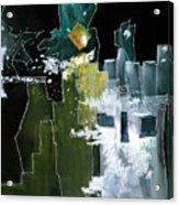 Beyond Horizons Acrylic Print by Anil Nene