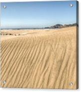 Beyond The Dunes Acrylic Print