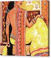 Bharat Acrylic Print