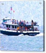 Bhi Ferry Acrylic Print