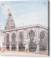 Bhimashankar Jyotirling Acrylic Print