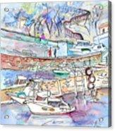 Biarritz 19 Acrylic Print