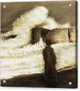 Biarritz 1909 Acrylic Print