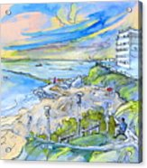 Biarritz 26 Acrylic Print