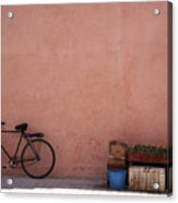 Bicycle Marrakech  Acrylic Print