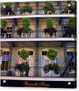 Bienville Acrylic Print