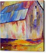 Big Barn I  Acrylic Print