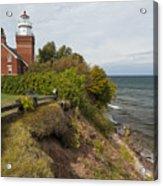 Big Bay Point Lighthouse 2 Acrylic Print