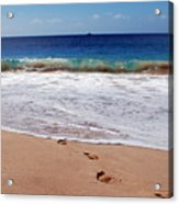 Big Beach  Acrylic Print