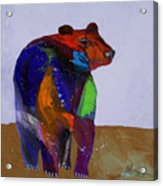 Big Bear Acrylic Print