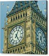 Big Ben 2 Acrylic Print
