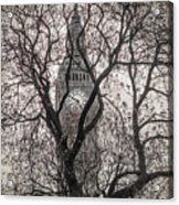Big Ben From The Square Acrylic Print