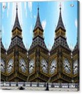 Big Ben Time Acrylic Print