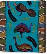 Big Birds Of Australia Acrylic Print