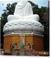 Big Buddha 3 Acrylic Print