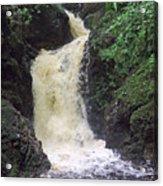 Big Burn Waterfall Acrylic Print