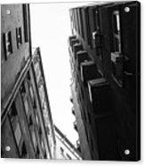Big City Life Acrylic Print