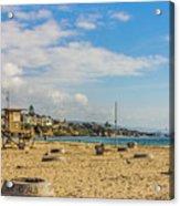 Big Corona Beach Acrylic Print