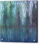 Big Cypress Swamp Acrylic Print