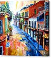 Big Easy Sunshine Acrylic Print