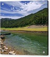 Big Elk Creek Acrylic Print