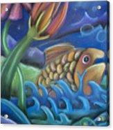 Big Fish Acrylic Print