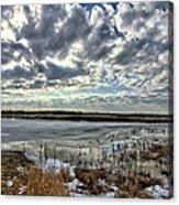 Big Marsh Spring Thaw 2 Acrylic Print