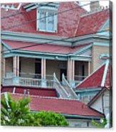 Big Money Moves Into Key West  Acrylic Print