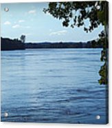 Big River Acrylic Print