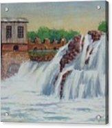 Big Sioux Falls Acrylic Print