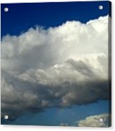 Big Sky Little Rainbow Acrylic Print