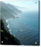 Big Sur Majesty Acrylic Print