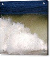 Big Waves Acrylic Print