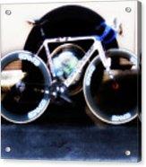 Bike Glamor  Acrylic Print