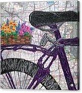 Bike Like #2 Acrylic Print