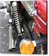 Bike Parts 07 Acrylic Print