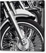 bike Riders  Acrylic Print