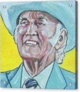 Bill Monroe Acrylic Print