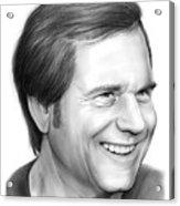 Bill Paxton Acrylic Print